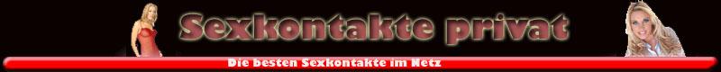 15 gratis Sexkontakte privat kennenlernen
